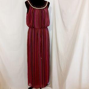 City Studio maxi dress Size L